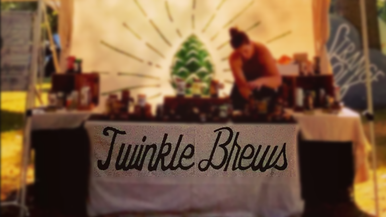 Twinkle Brews    Mollie creates incredible scented candles that smell like the individual spirits previously in those actual bottles!