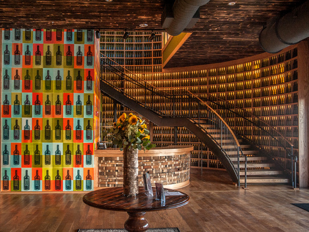 CITY WINERY - City Winery has created a cuisine that borrows from Mediterranean history steeped in Italian, French, Spanish and Middle-Eastern cultures; regions that have been pairing simple and wholesome food with wine for centuries.
