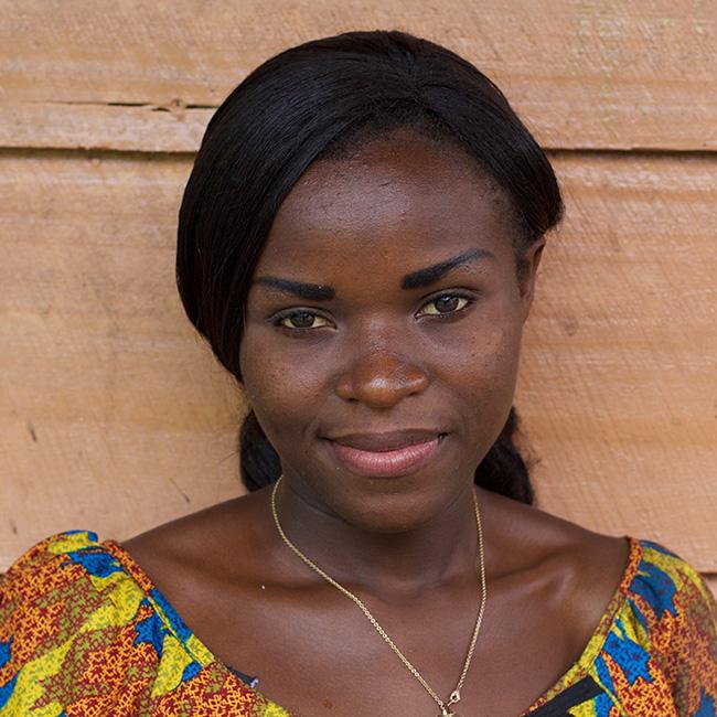 Aline Mungumua , Gender Rights Program Manager