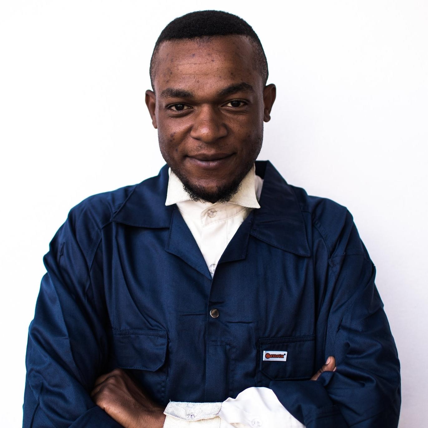 Djimmy Mathe , Trauma Care Program Manager