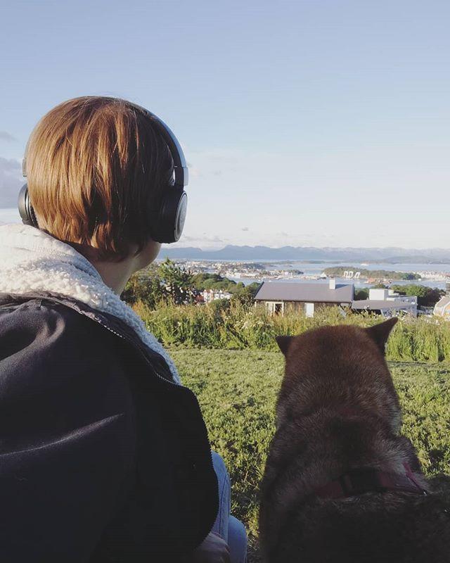 Ett år i Stavanger og vi hustler på. Dette er også store deler av hverdager da @shibamira