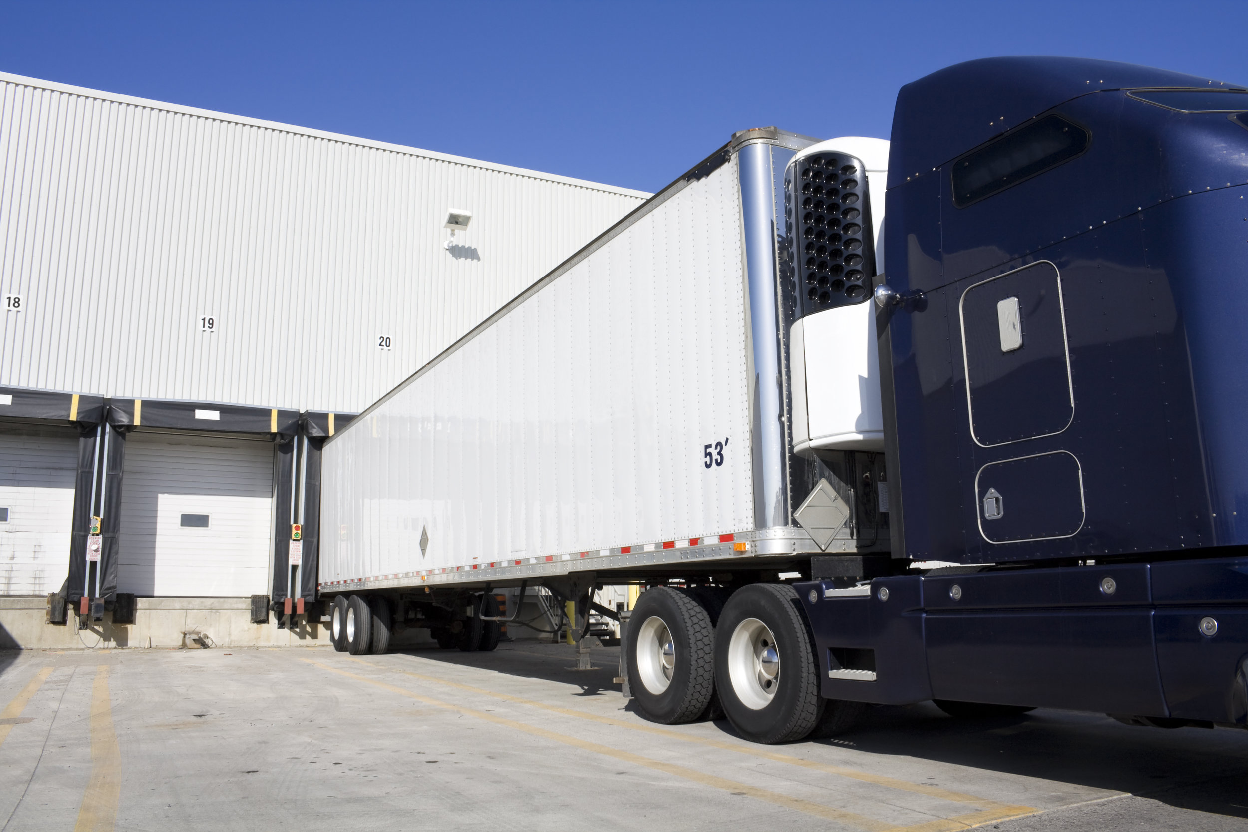 Warehousing Logistics  -