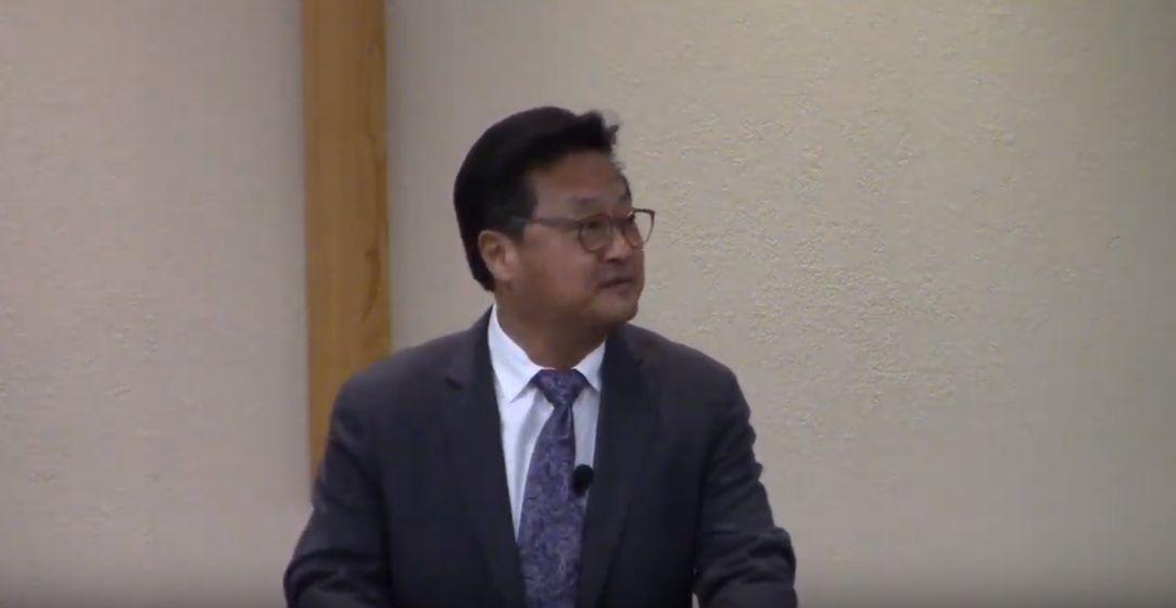 One Love - Guest Speaker, Pastor Paul Suh - 2/24/2019