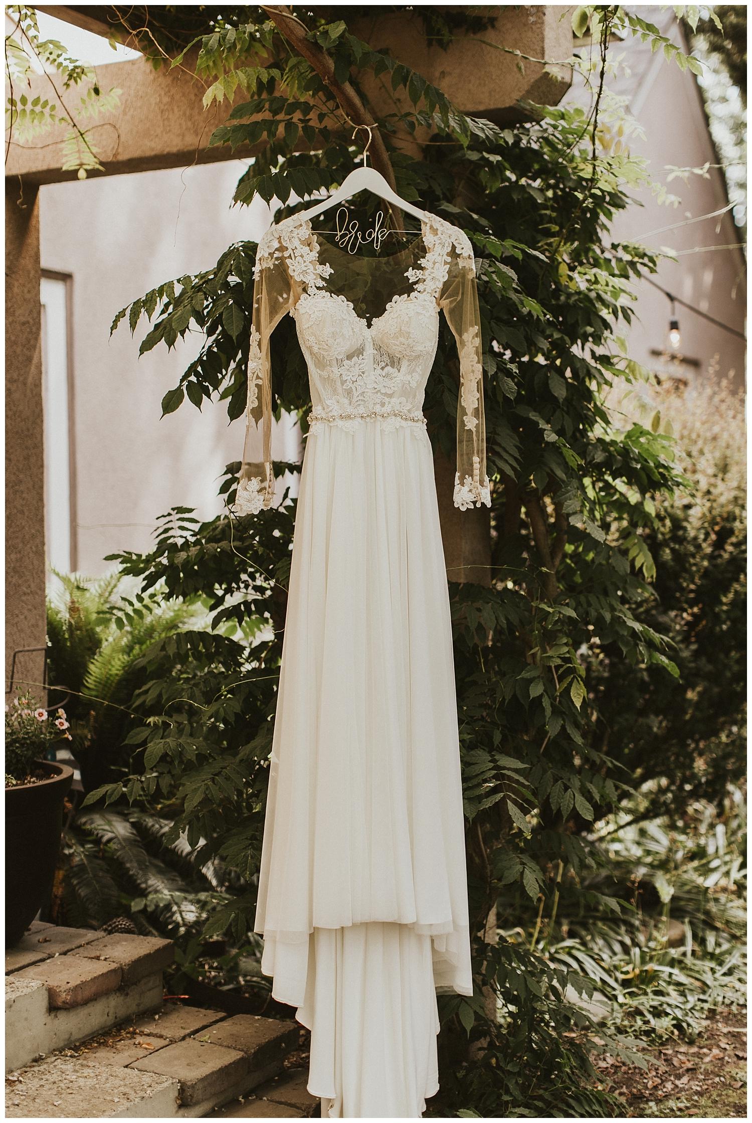Christinna's Bridal Seattle Wedding Dress