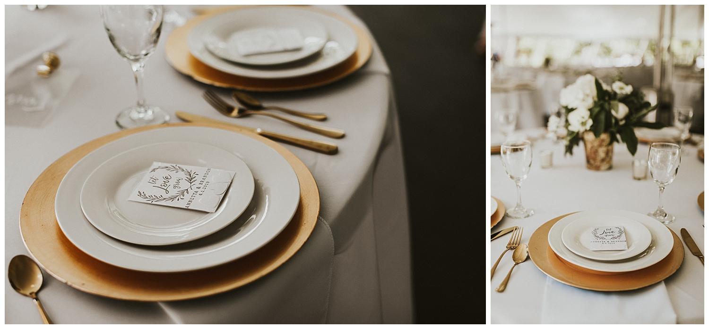 Elegant Washington Garden Wedding