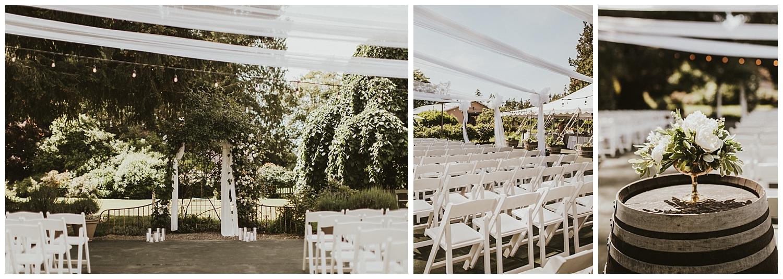 Outdoor Washington Wedding