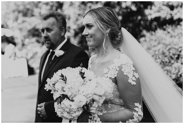 Washington Garden Wedding Ceremony