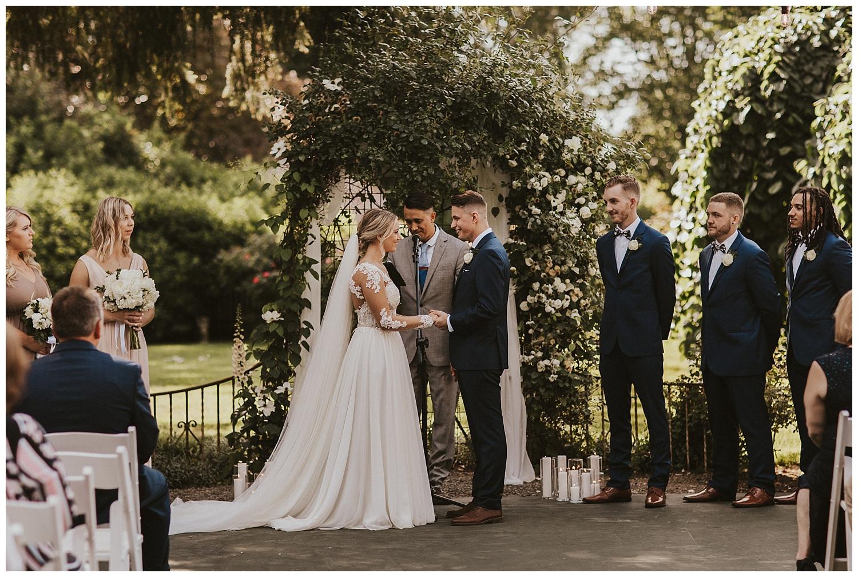 Washington Outdoor Wedding