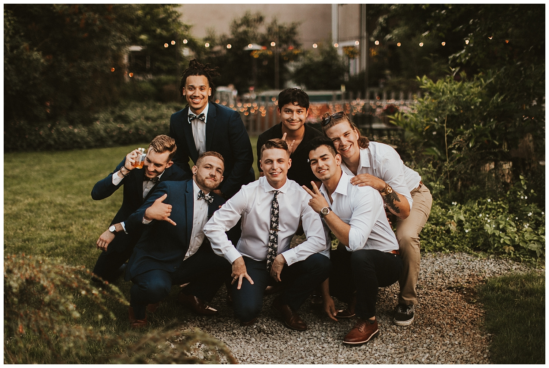 Washington Forest Wedding