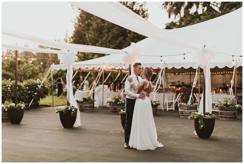 Washington Outdoor Wedding Venue