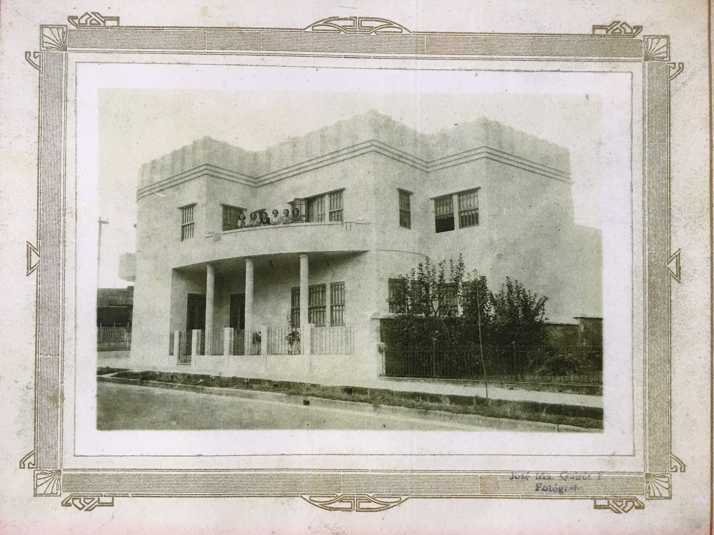 Old picture of the house