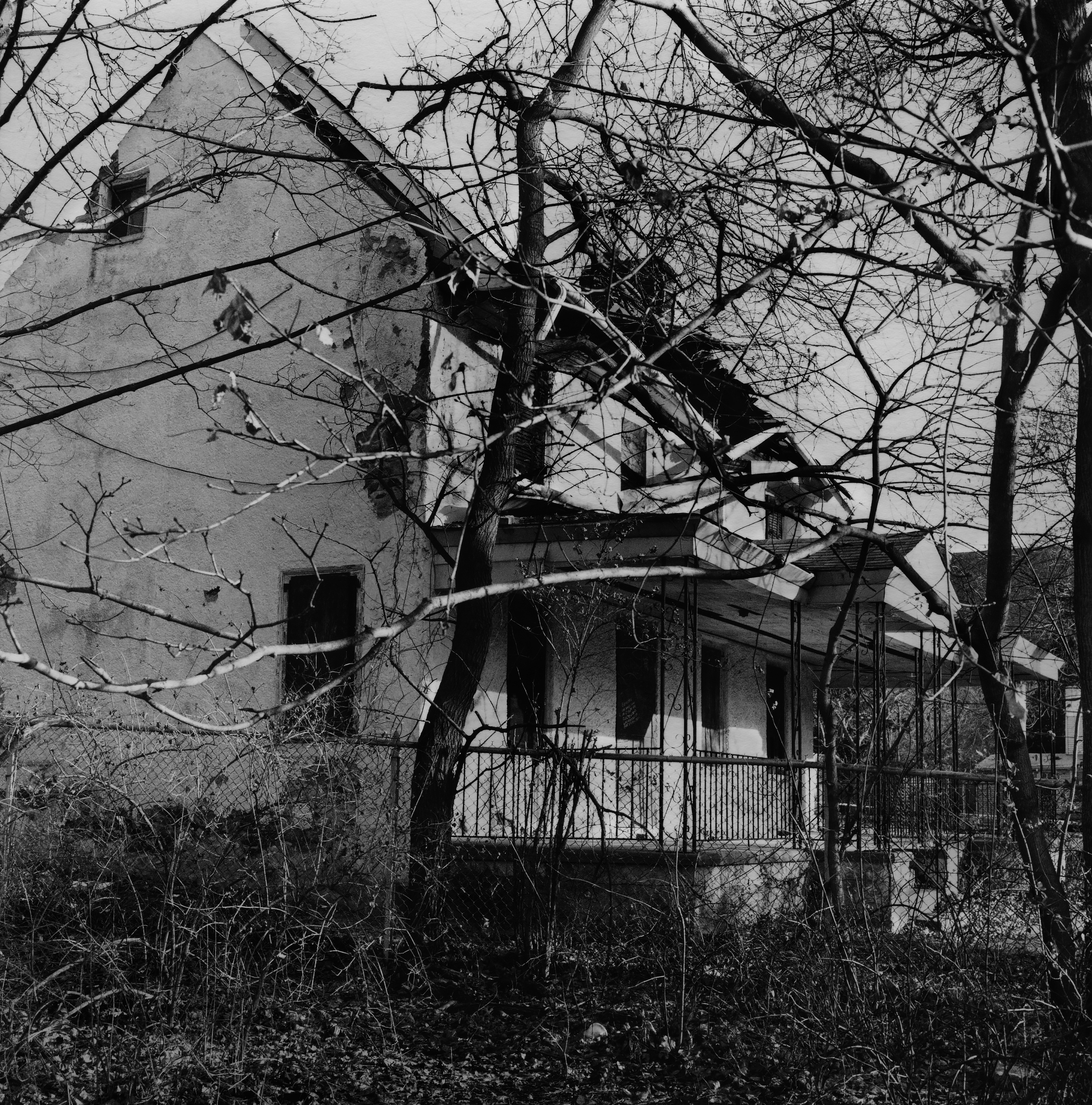Bunting House, UGRR Station, Darby, PA, 2005