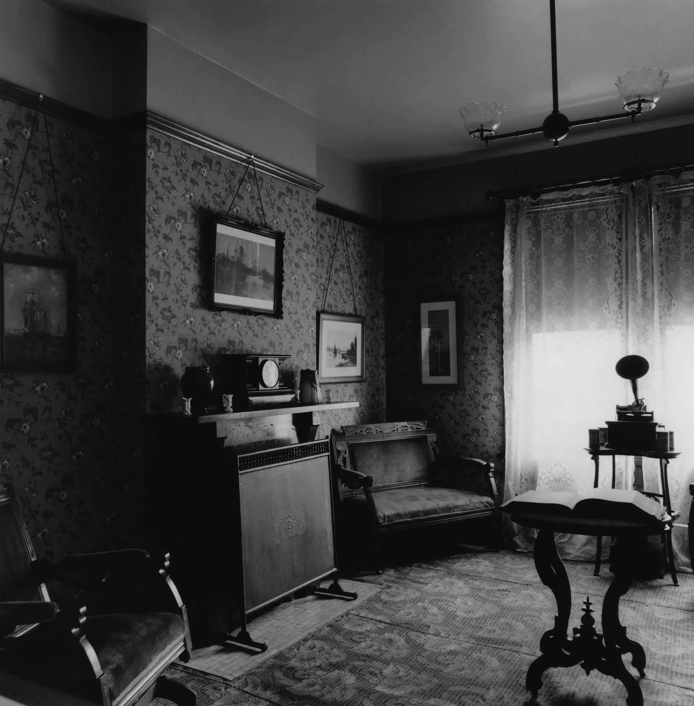 Paul Lawrence House (Interior), Dayton, Ohio, 1995