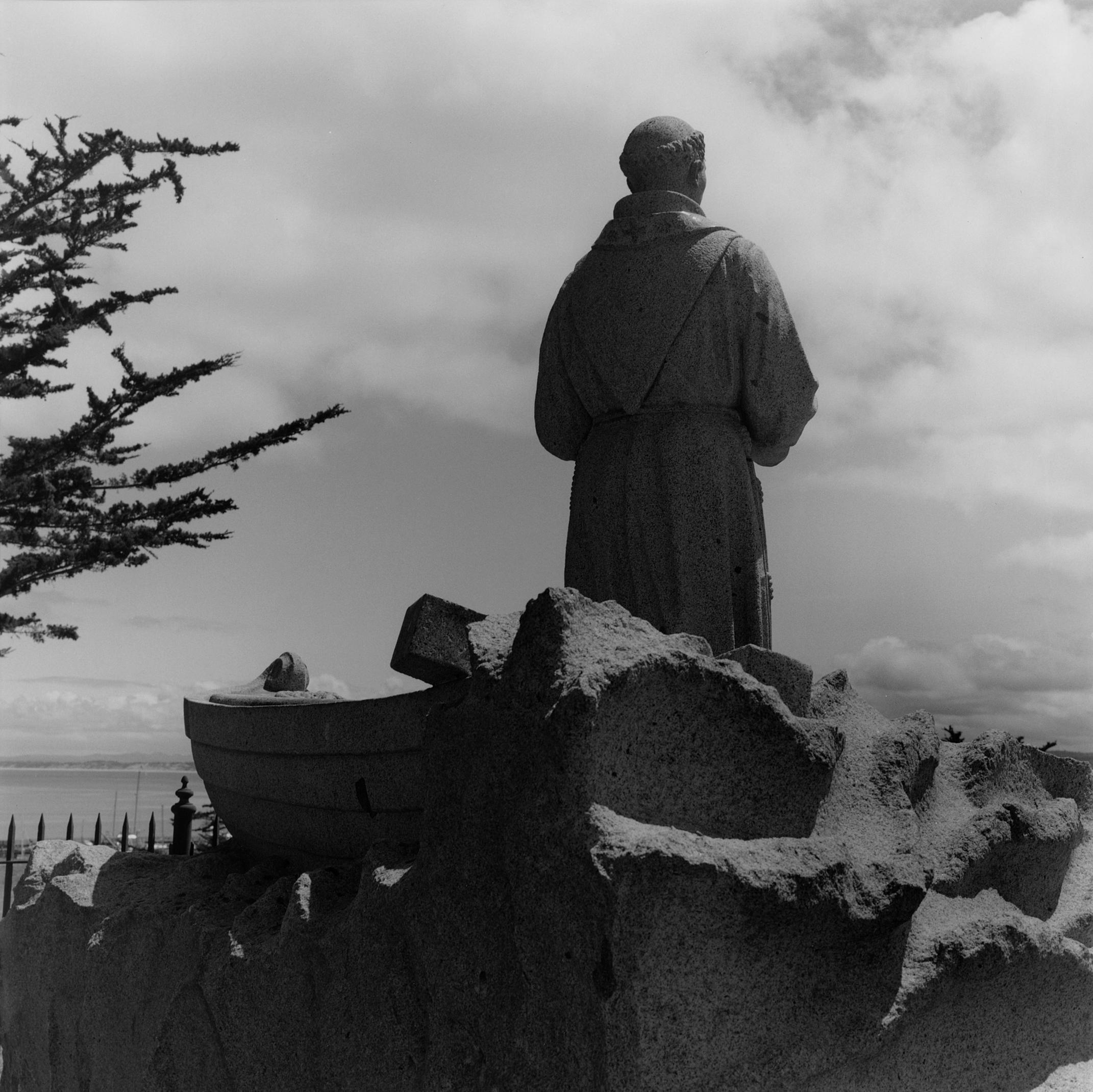 Father Serra, California, 2015