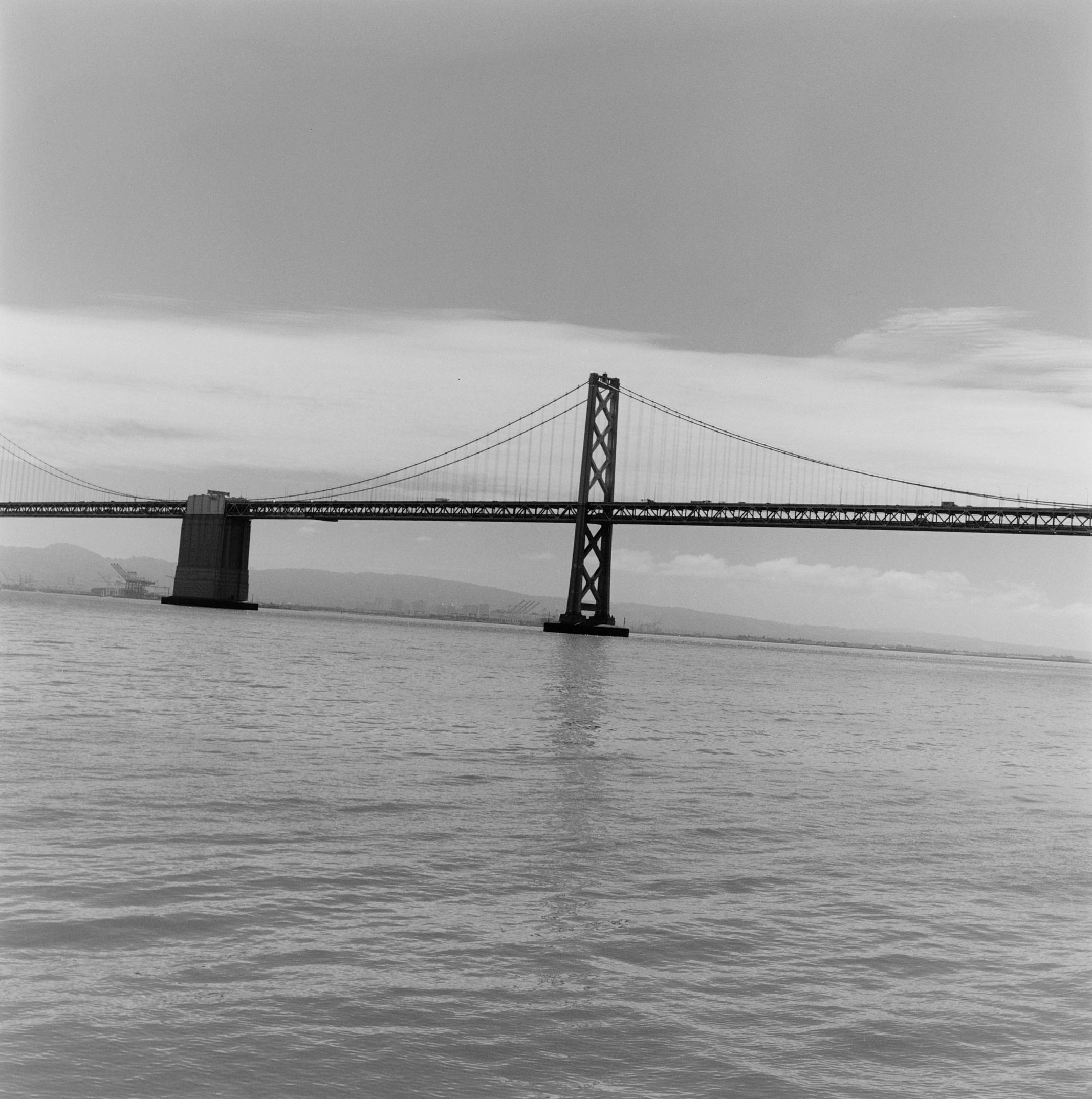 Harbor Bay Bridge, San Francisco, California, 2014