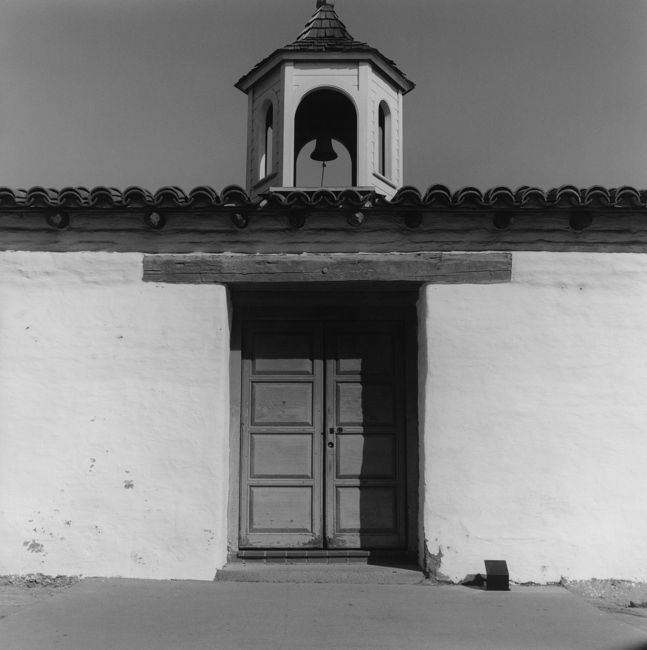 House Bell Tower, Old City, San Diego, California, 2009