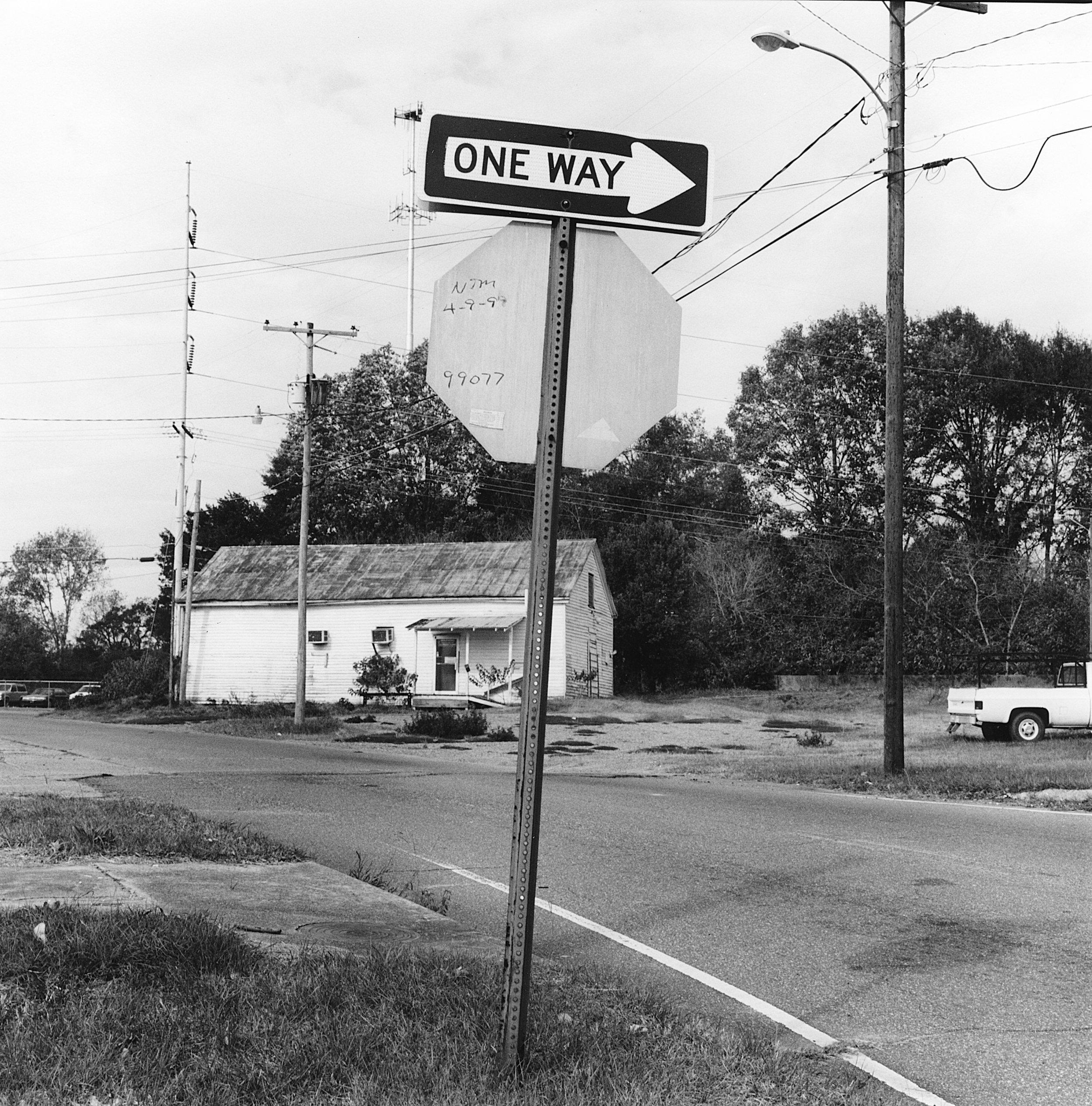 Forks in the Road, Slave Market Site, Natchez, Mississippi, 2004