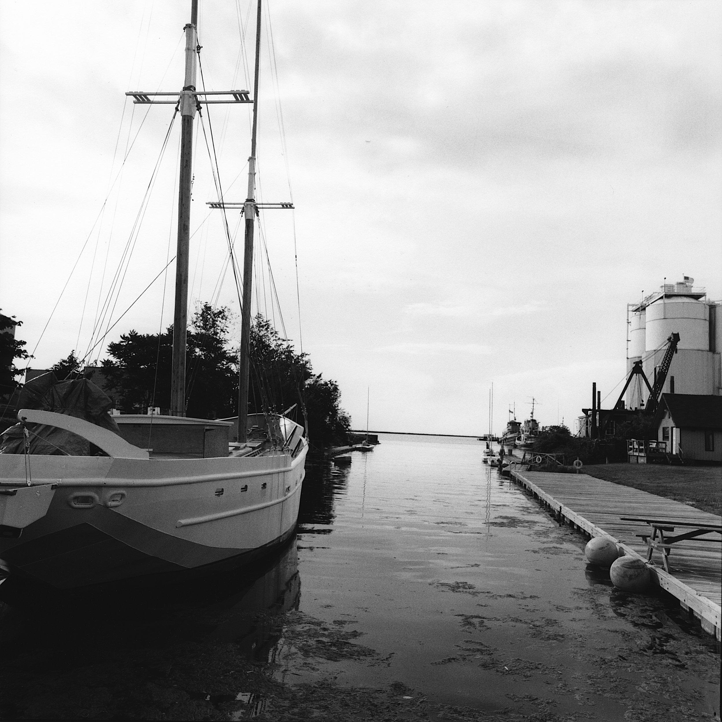 Oswego Harbor, New York 2003