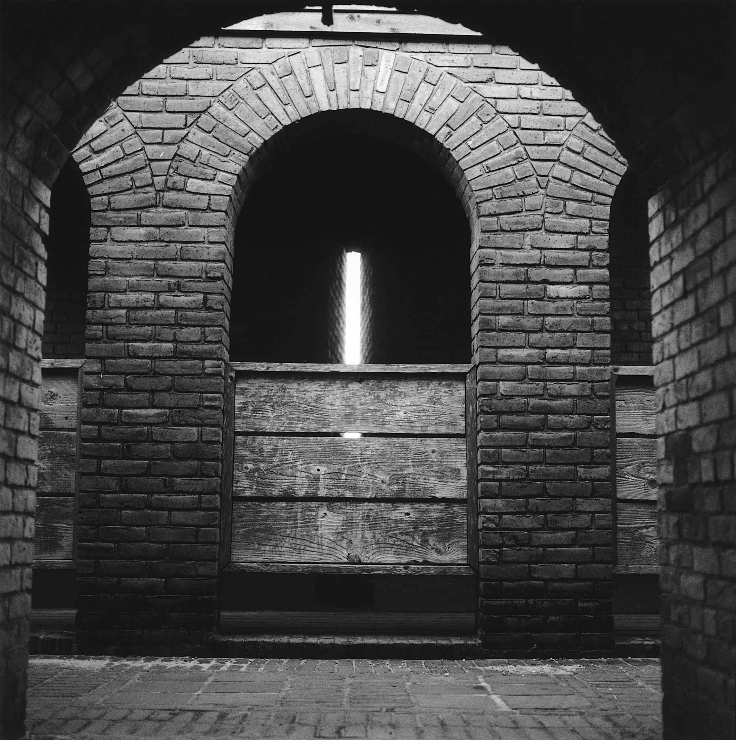 Interior Fort Gaines, Alabama, 2003