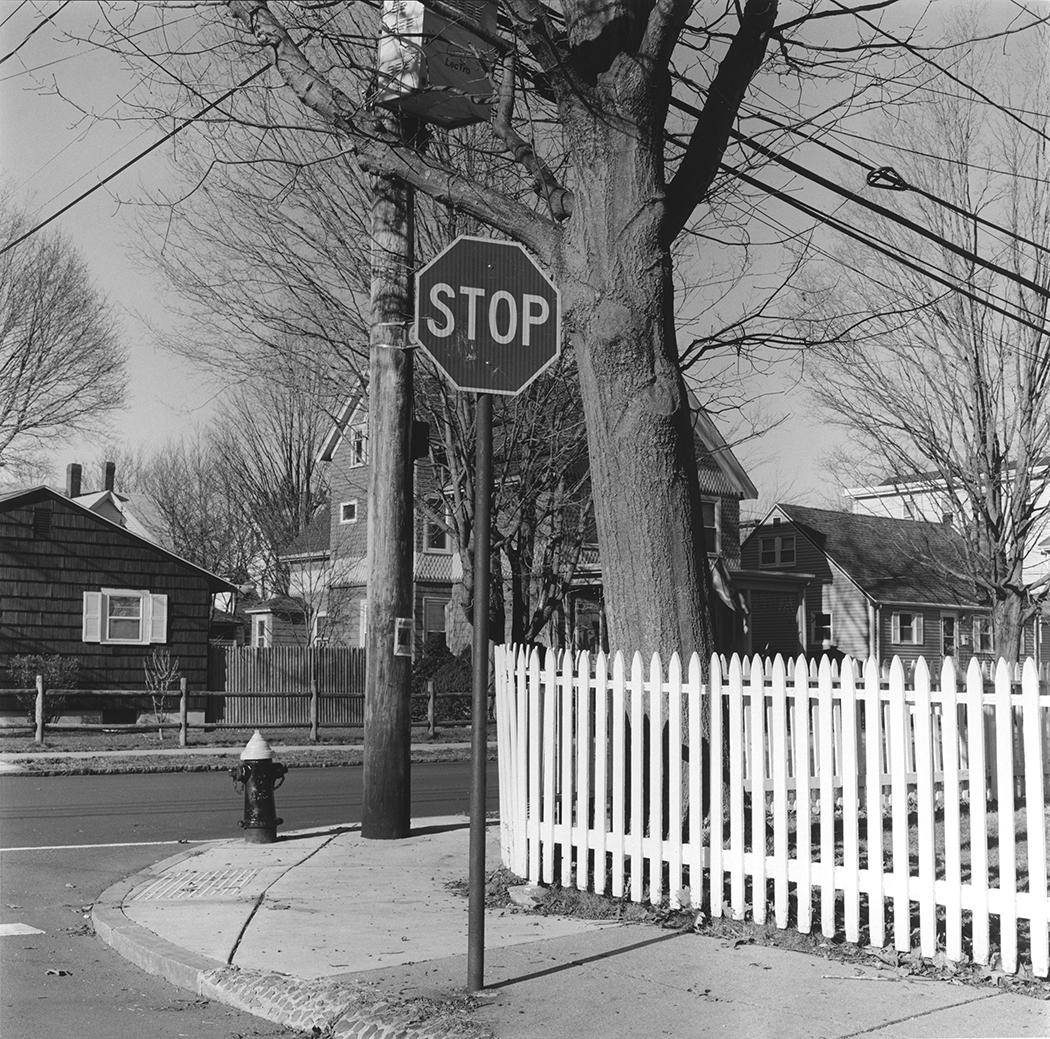 Corner, Readville, Massachusetts, 2015