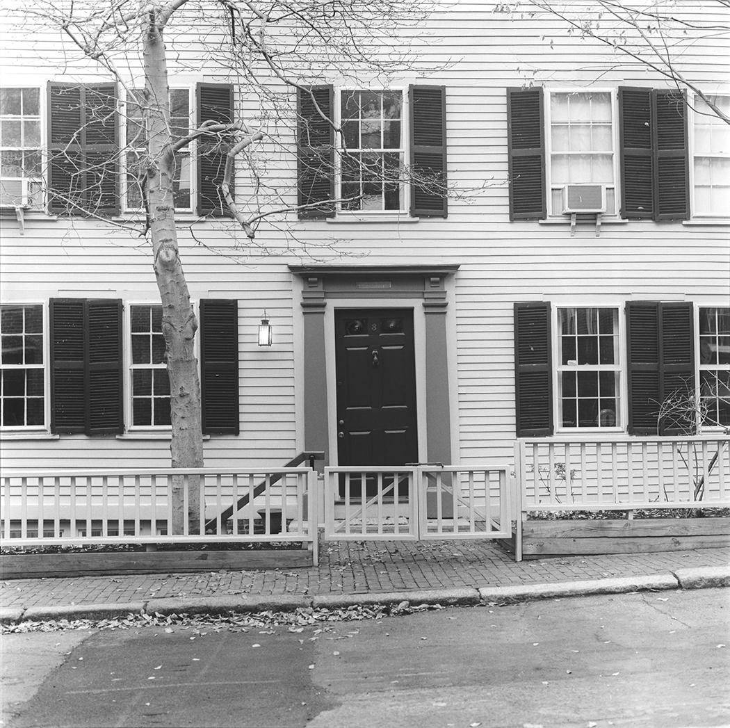 William Nell House (Front), Boston, Massachusetts, 2015