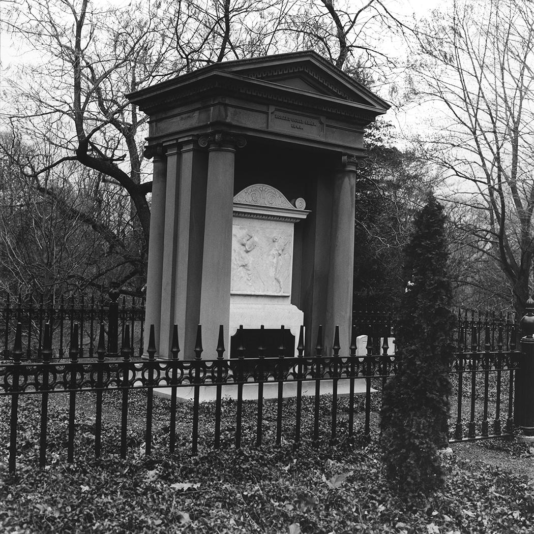 Robert Gould Shaw Family Memorial, Mt. Auburn Cemetery, Cambridge, Massachusetts, 2015