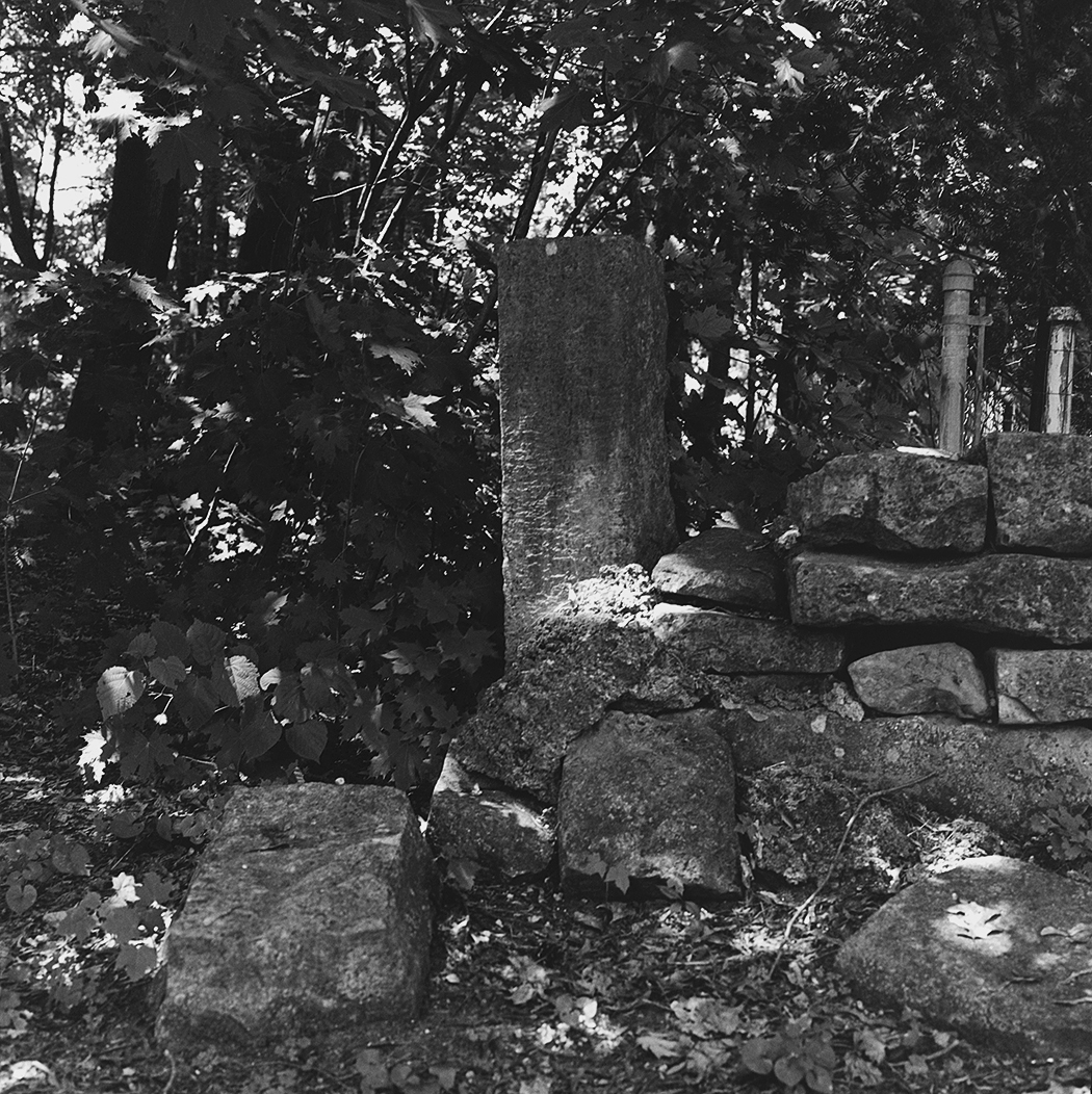 Cemetery Gate, Hudson Falls, New York, 2015