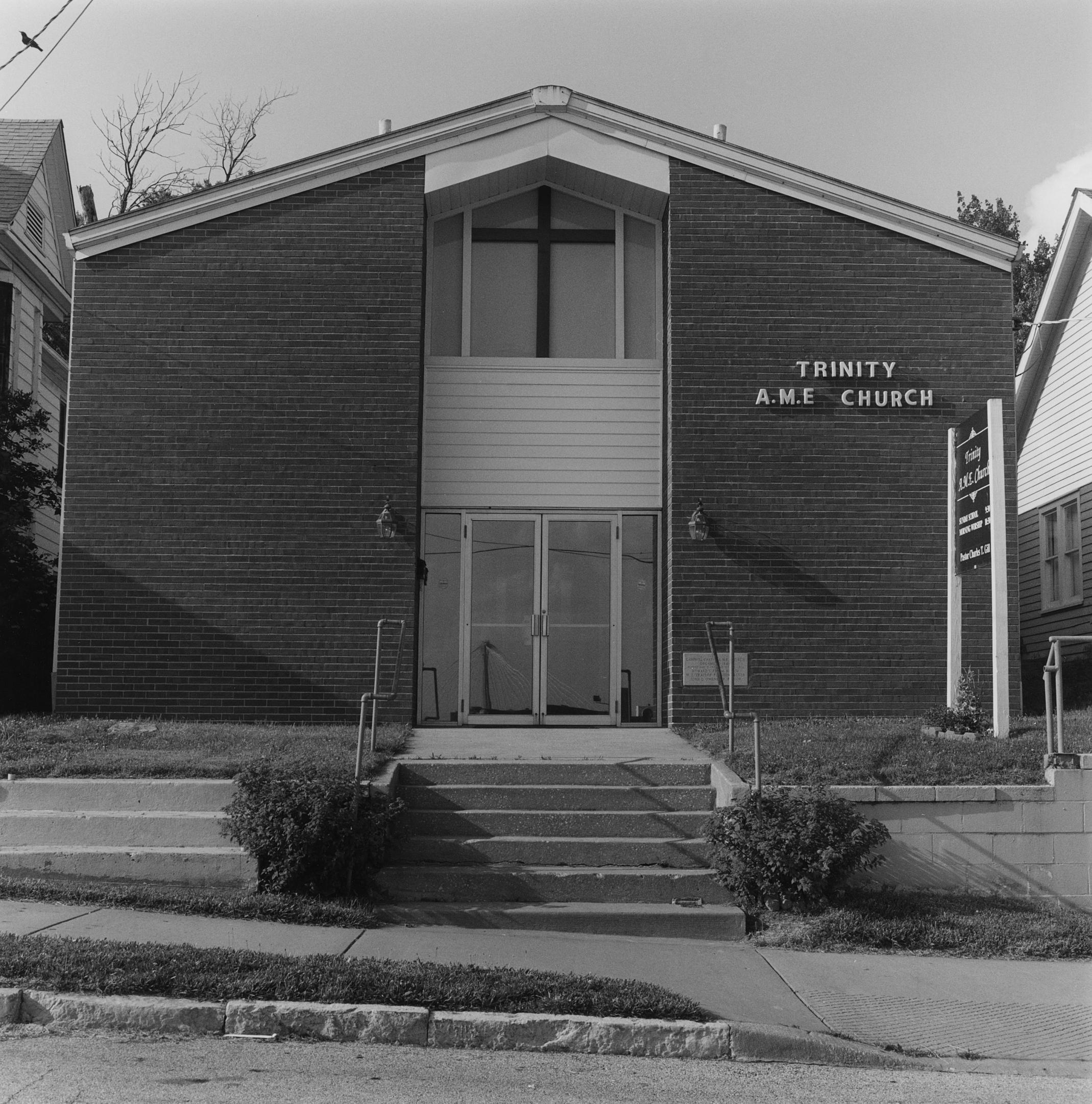 Trinity A.M.E. Church, Alton, Illinois, 2010