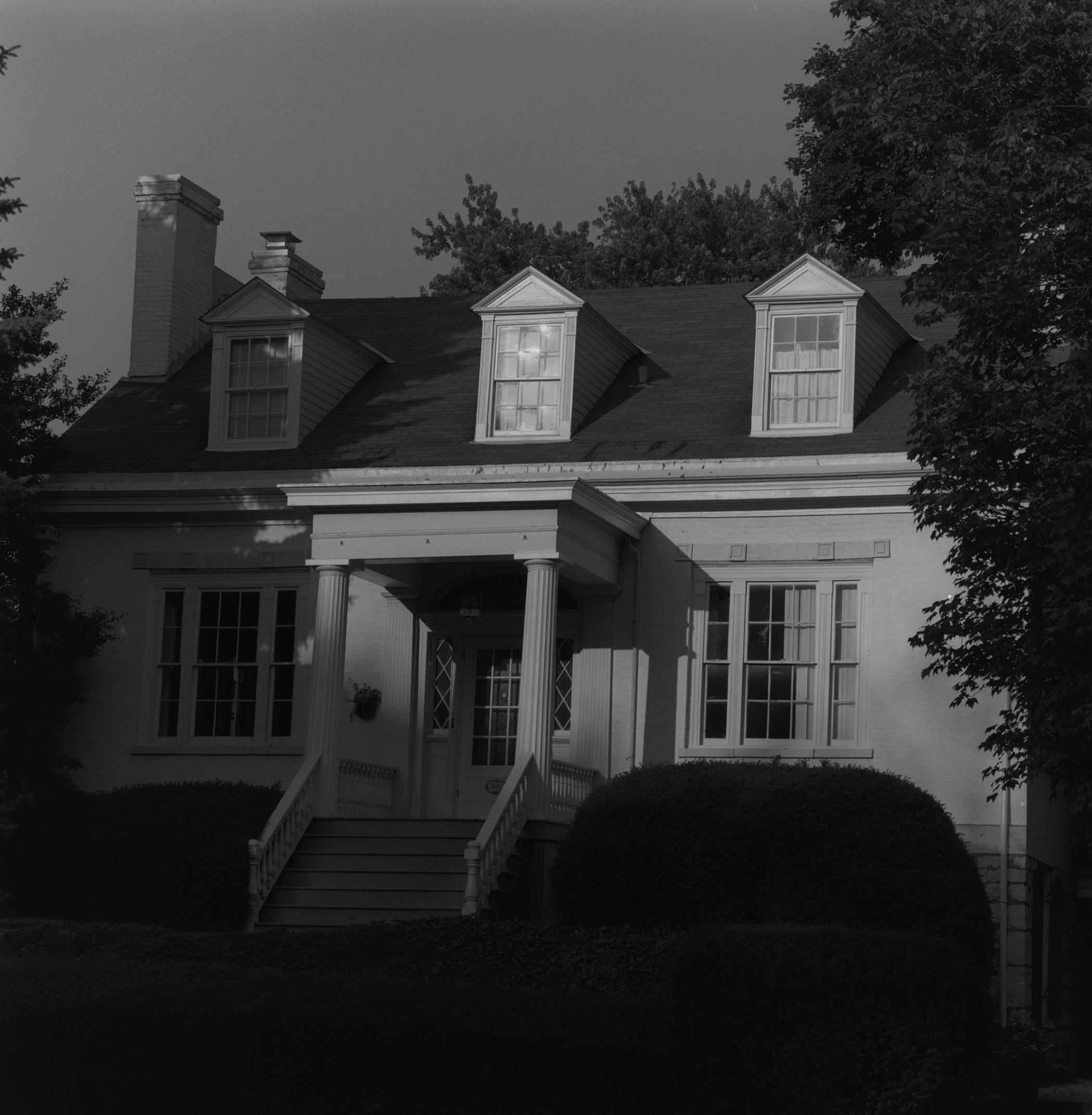 Lyman Trumbull House, Alton, Illinois, 2010