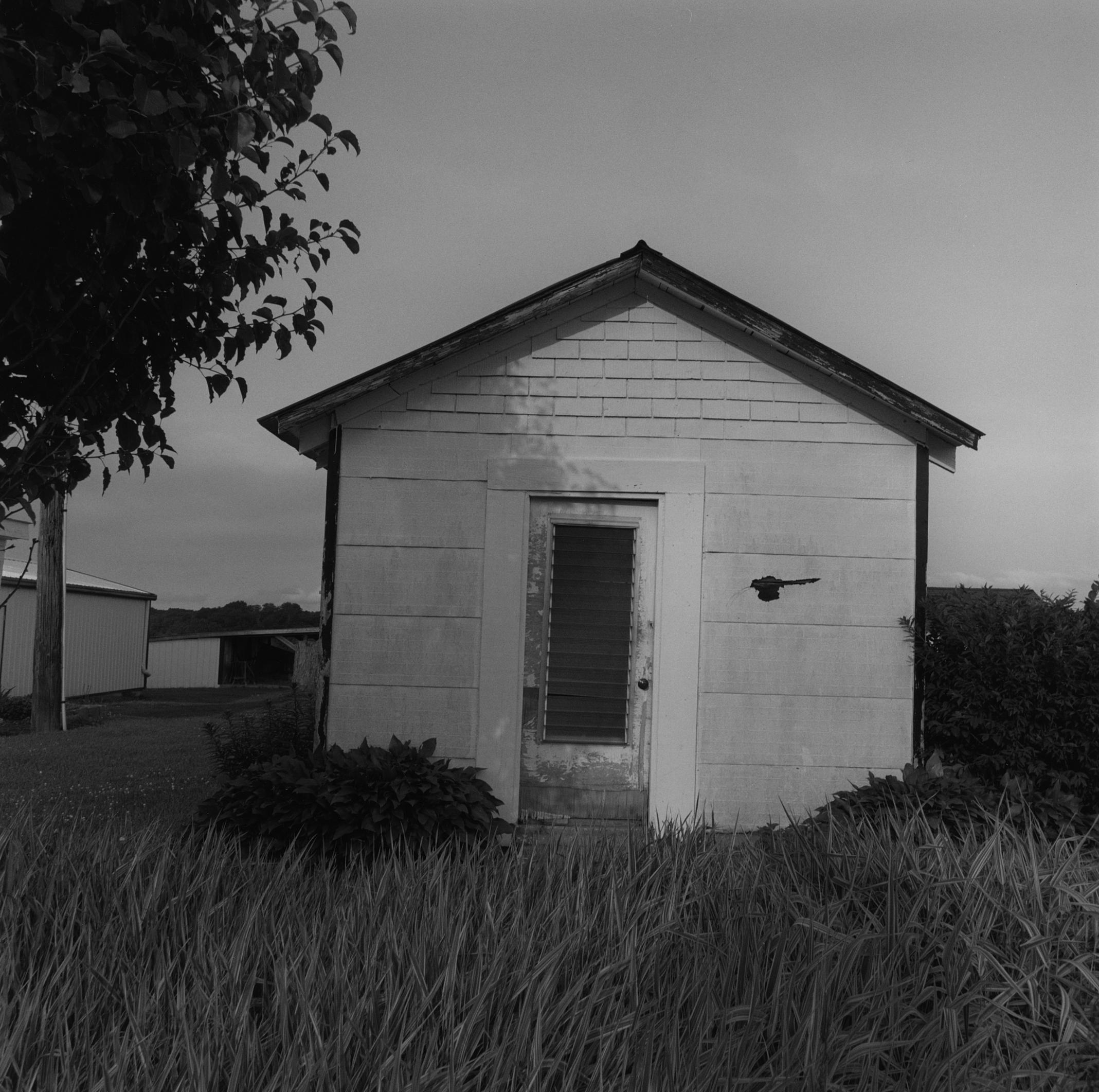 Johnson Family Farm Building, Alton, Illinois, 2010