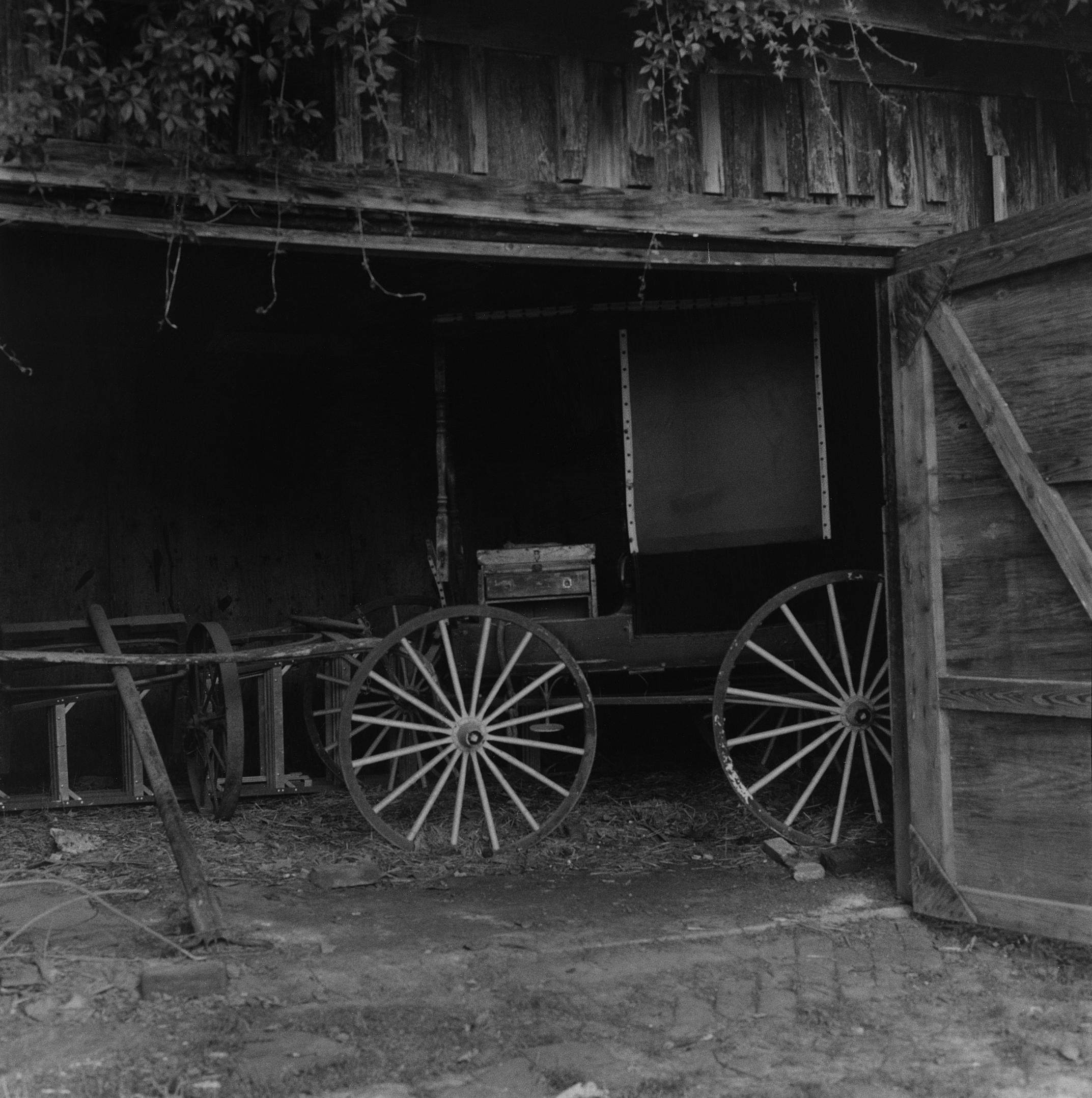 Burkle Estate Farm, Underground Railroad Station, Memphis, Tennessee, 2010