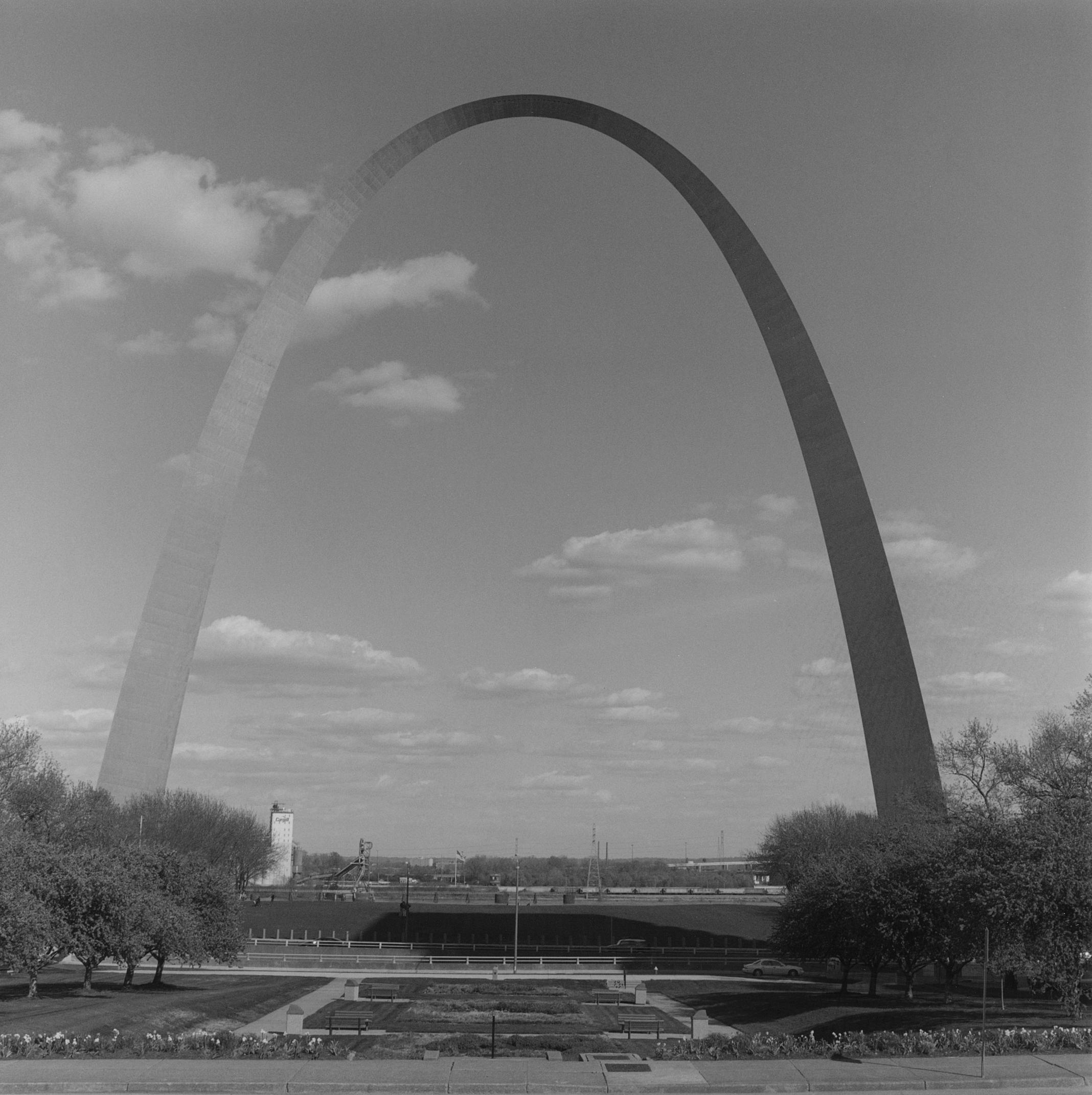 Gateway Arch National Park, St. Louis, Missouri, 2010