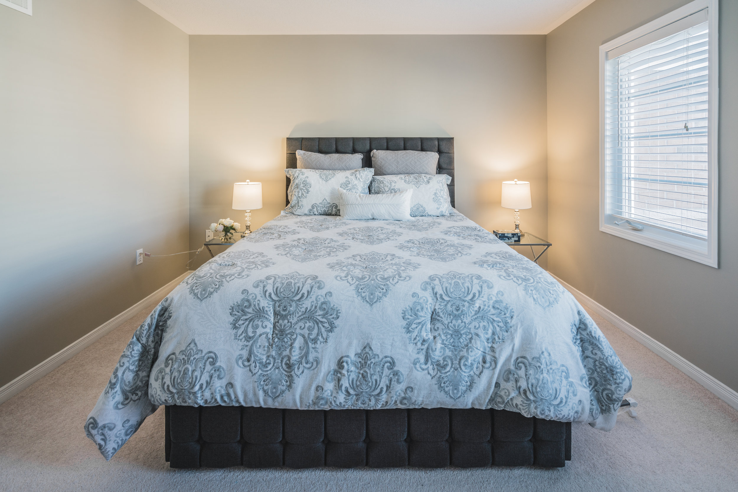 Beehive Markham occupied home staging home stager | Classy Glam Staging 7