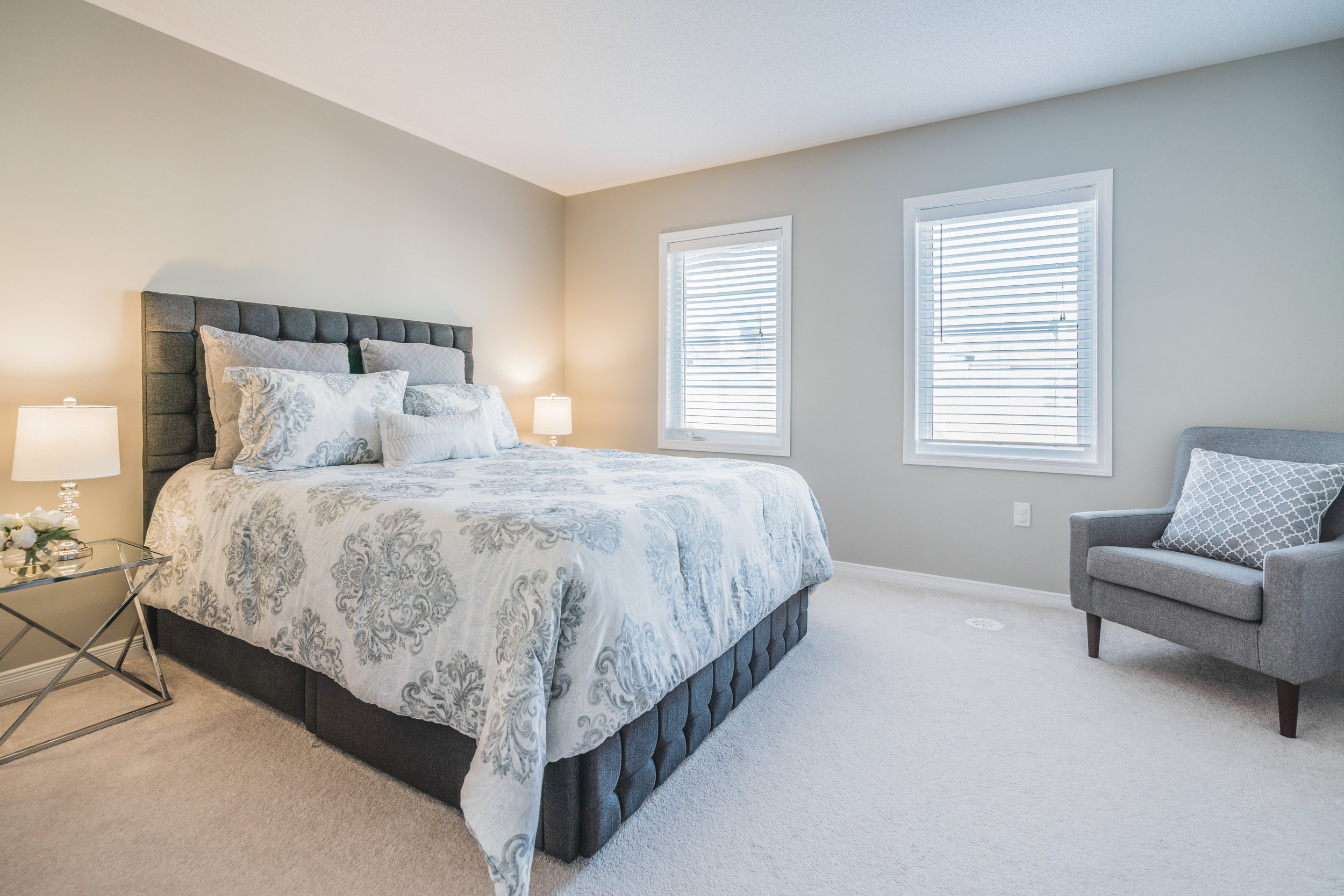 Beehive Markham occupied home staging home stager | Classy Glam Staging 8