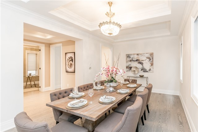 Foley Vaughan luxury home staging home stager | Classy Glam Staging 3