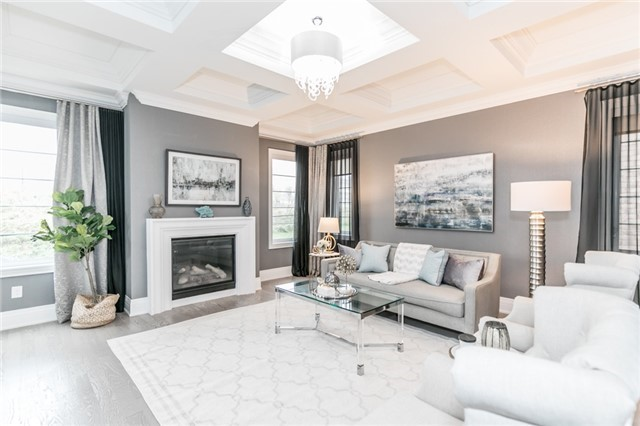 Foley Vaughan luxury home staging home stager | Classy Glam Staging 8