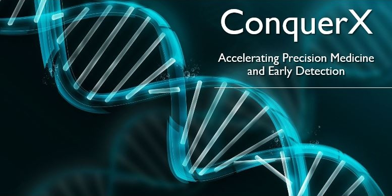 ConquerX - is on a mission to make early detection simple and available to all by building a novel molecular profiling platform powered by proprietary electro-chemical biosensor technology.