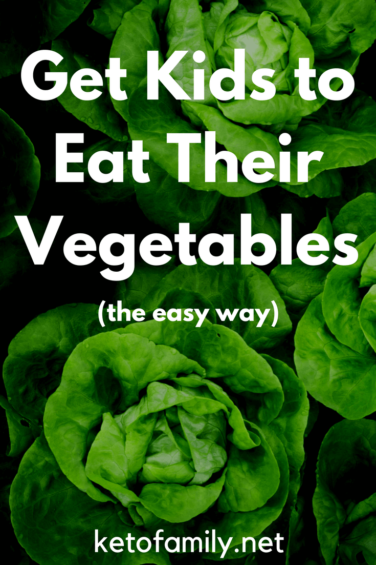 How do you get kids to eat their vegetables? It's a combination of how you cook them, and how you serve them. Read more about the easy, not-so-magical method we use to make sure our kids get the vegetables they need.