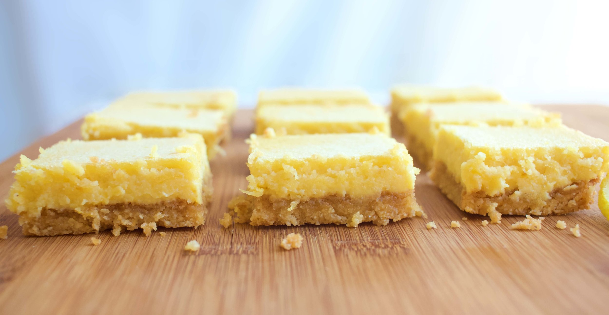 With a golden shortbread crust and creamy, tart filling, this keto lemon bars recipe is made for every lemon lover in your life!