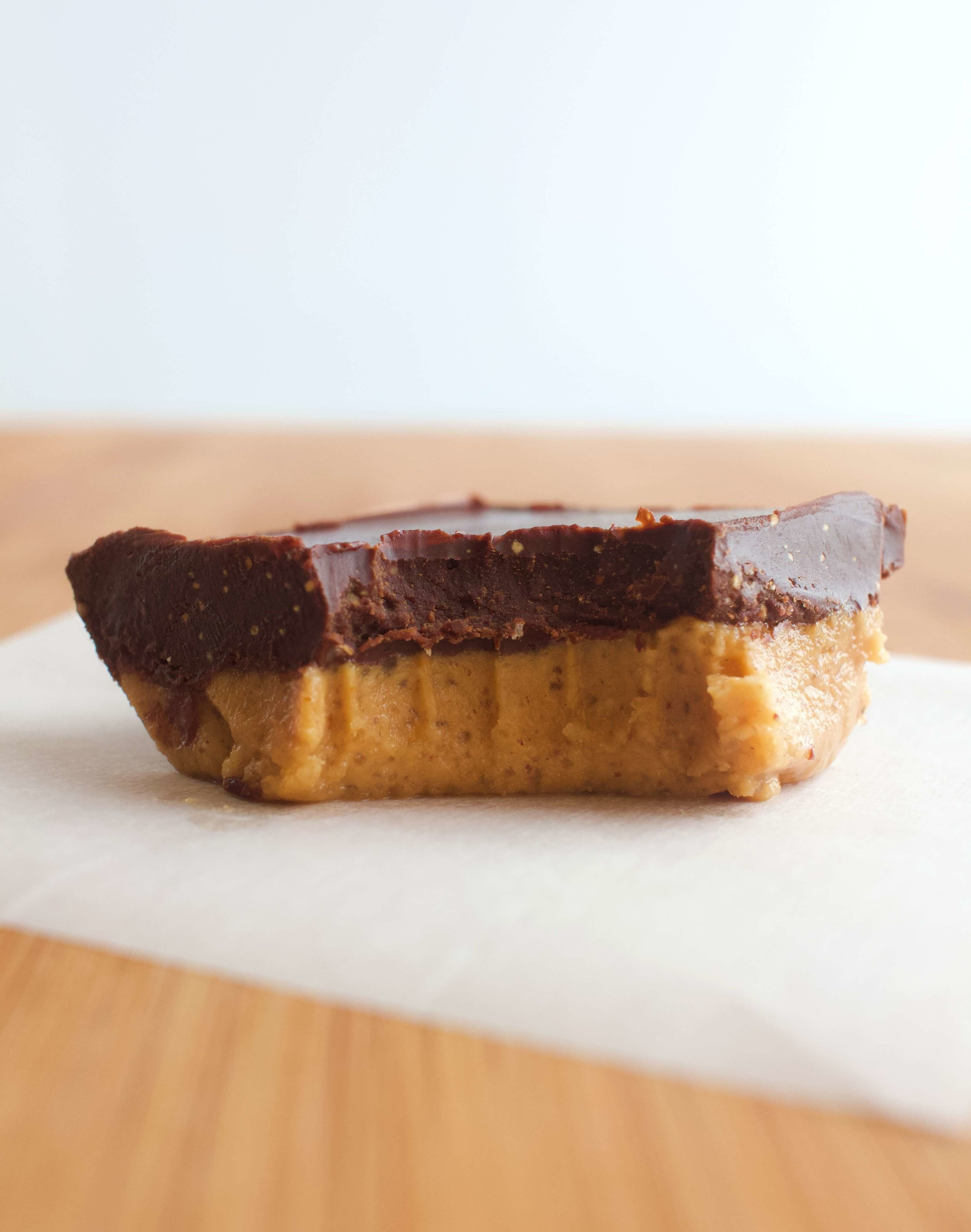 These simple no-bake chocolate peanut butter bars are fat bombs in disguise. They deliver rich and decadent flavor without waiting on your oven!
