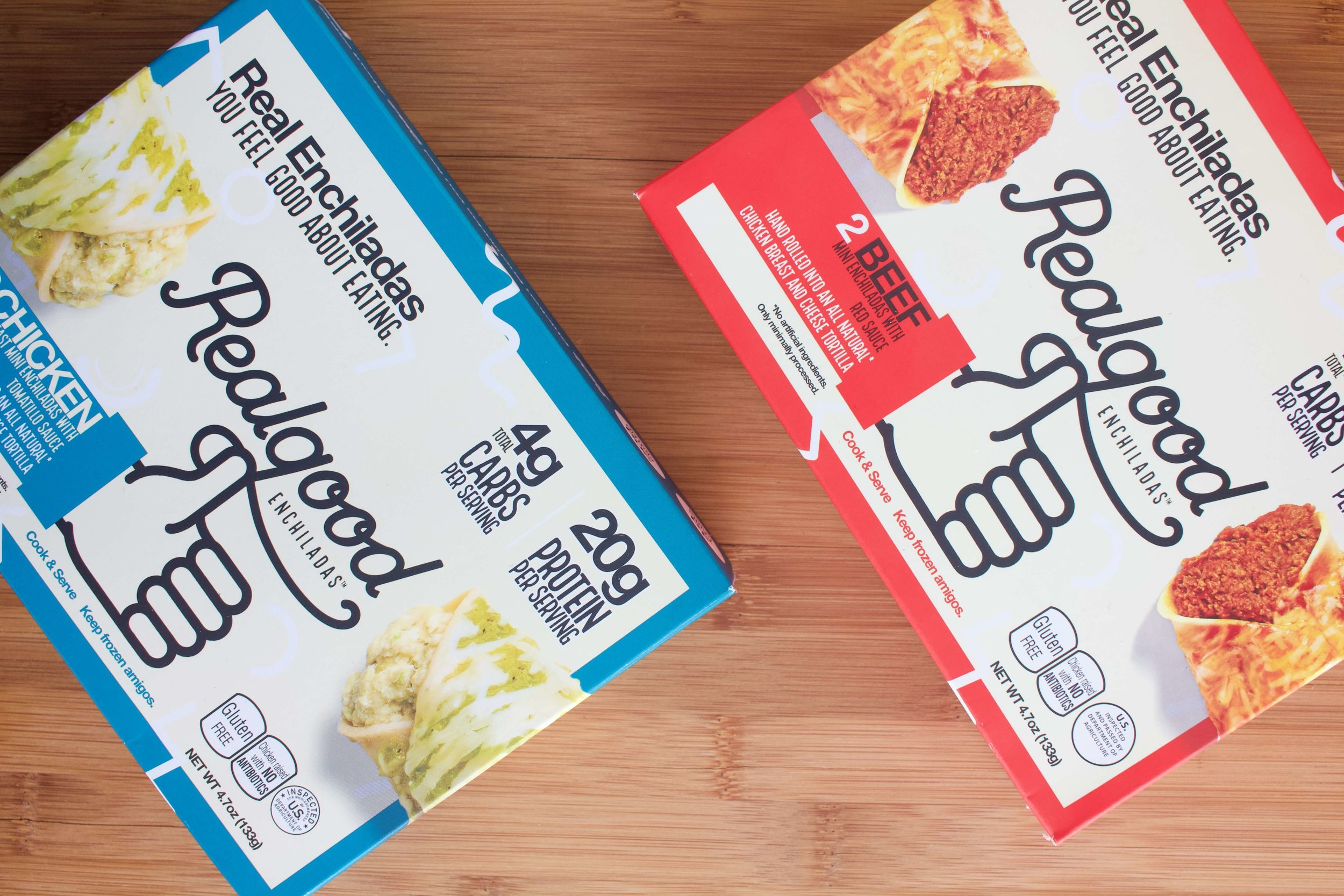 Ever tried Real Good Enchiladas? Here's our full review for this keto frozen entree (plus a code to save 15% when you order them online)!