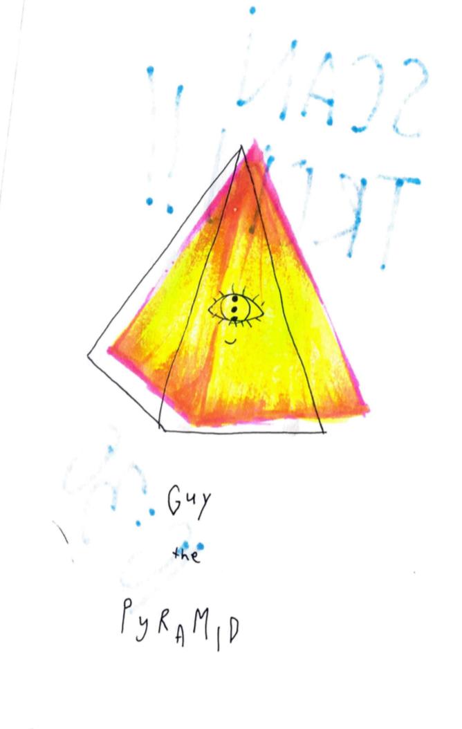 Guy the Pyramid