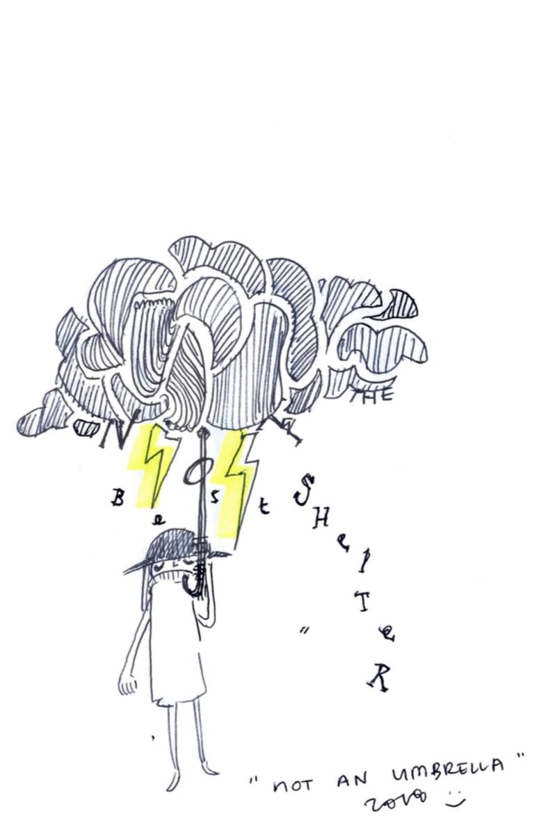 Not An Umbrella