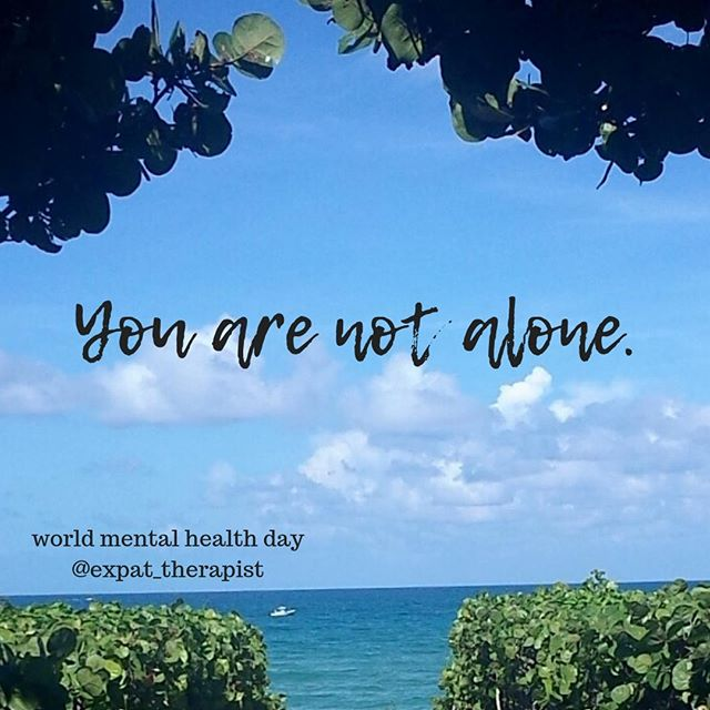 In honor of world mental health day, I am here to remind you that mental illness does not discriminate, and it most certainly isn't rare.  It deserves no stigma, as just about everyone goes through something at some point in their lives.  According to ourworldindata.org, there are currently 1.1 BILLION people diagnosed with a mental health or substance abuse disorder in the world - and those are only the people that have a formal diagnosis that have been reported somewhere.  So many go about their lives without ever coming forward for help, and of those that do, they don't always walk away from therapy with a diagnosis that is recorded somewhere.  If you are struggling with your mental health, do your best to not add additional judgment to what you are going through.  Struggle is a natural thing, and there is nothing wrong about seeking counsel for it. . . #worldmentalhealthday #mentalhealthmatters #anxietywarrior #depressionwarrior #mentalhealthadvocate #mentalhealthwarrior #counseling #onlinetherapy #onlinetherapist #acceptanceandcommitmenttherapy #acceptance #senamoranlmhc #mentalhealthawareness #itsoktonotbeok #talkaboutit