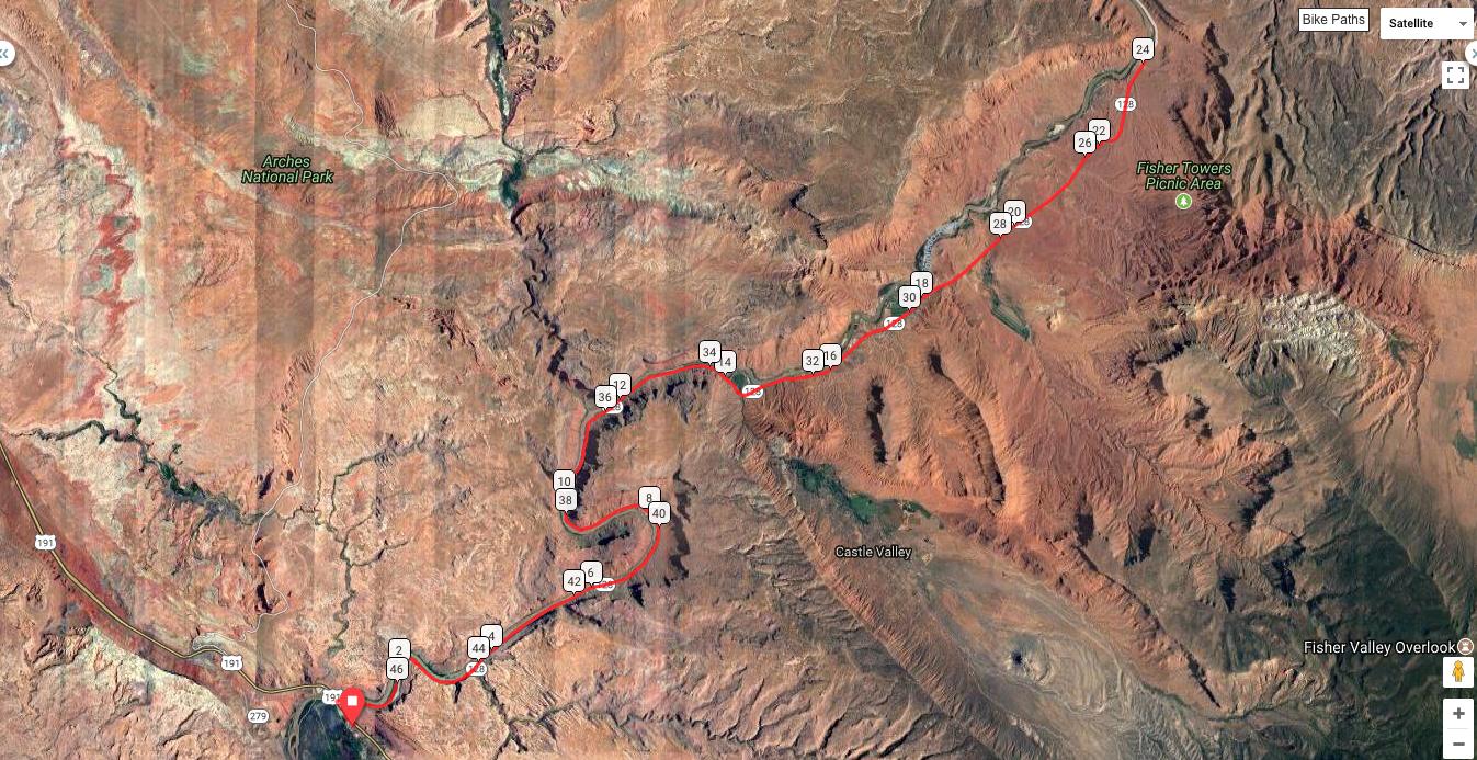 Day 2 - Colorado River Corridor