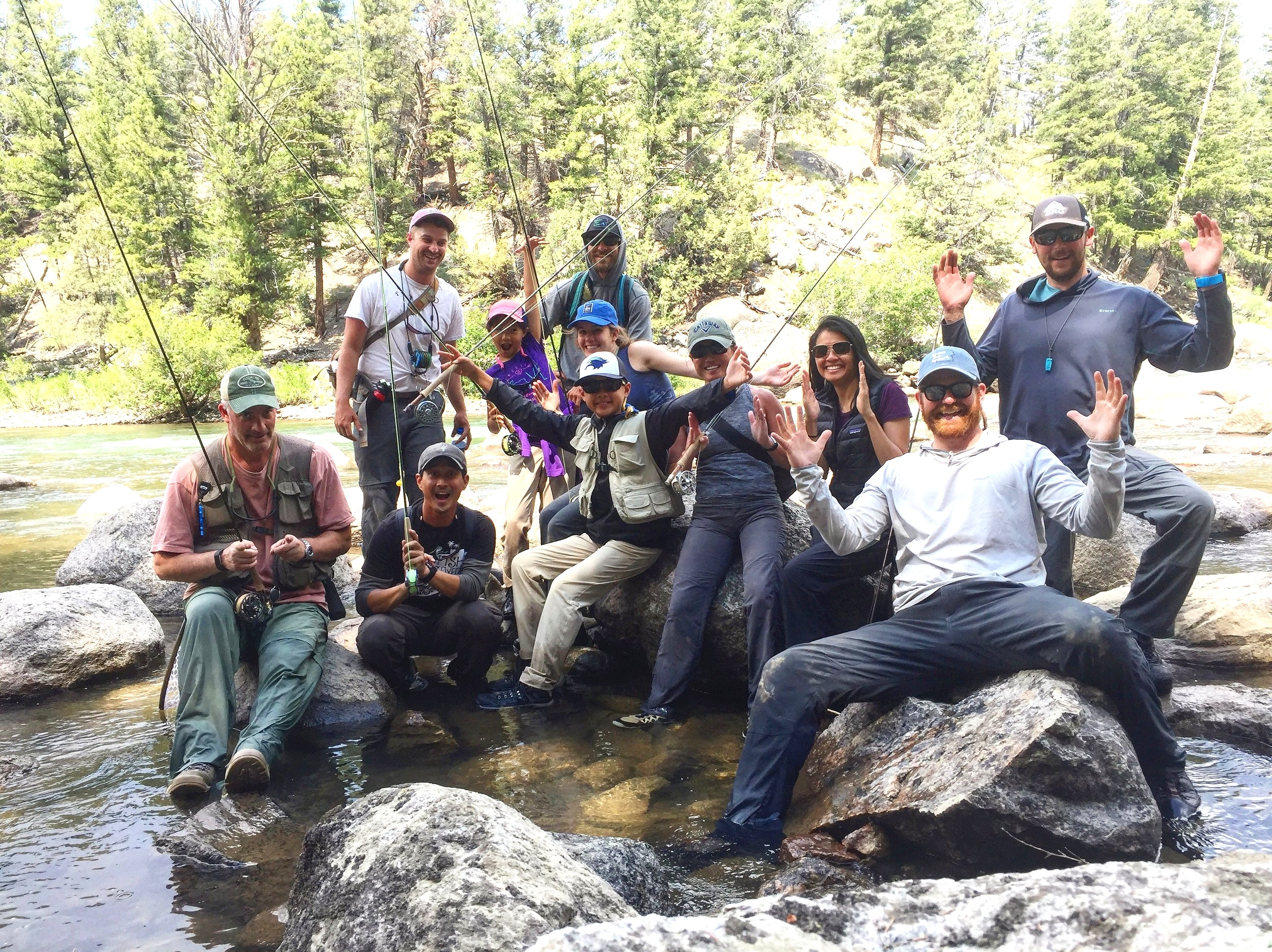 Lamar River- Yellowstone River Outfitters