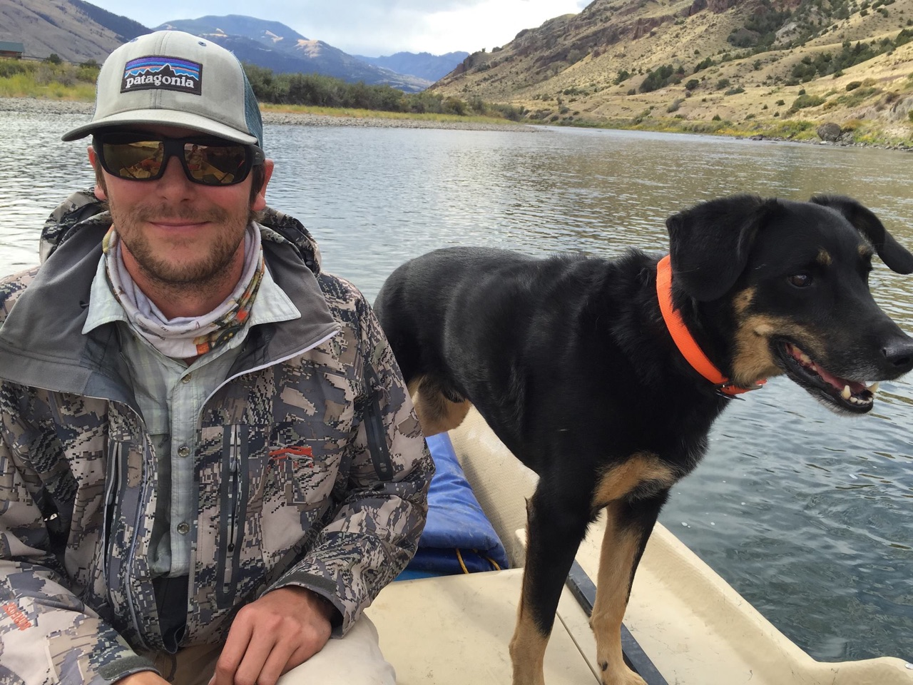 Yellowstone River Outfitters- Jordan