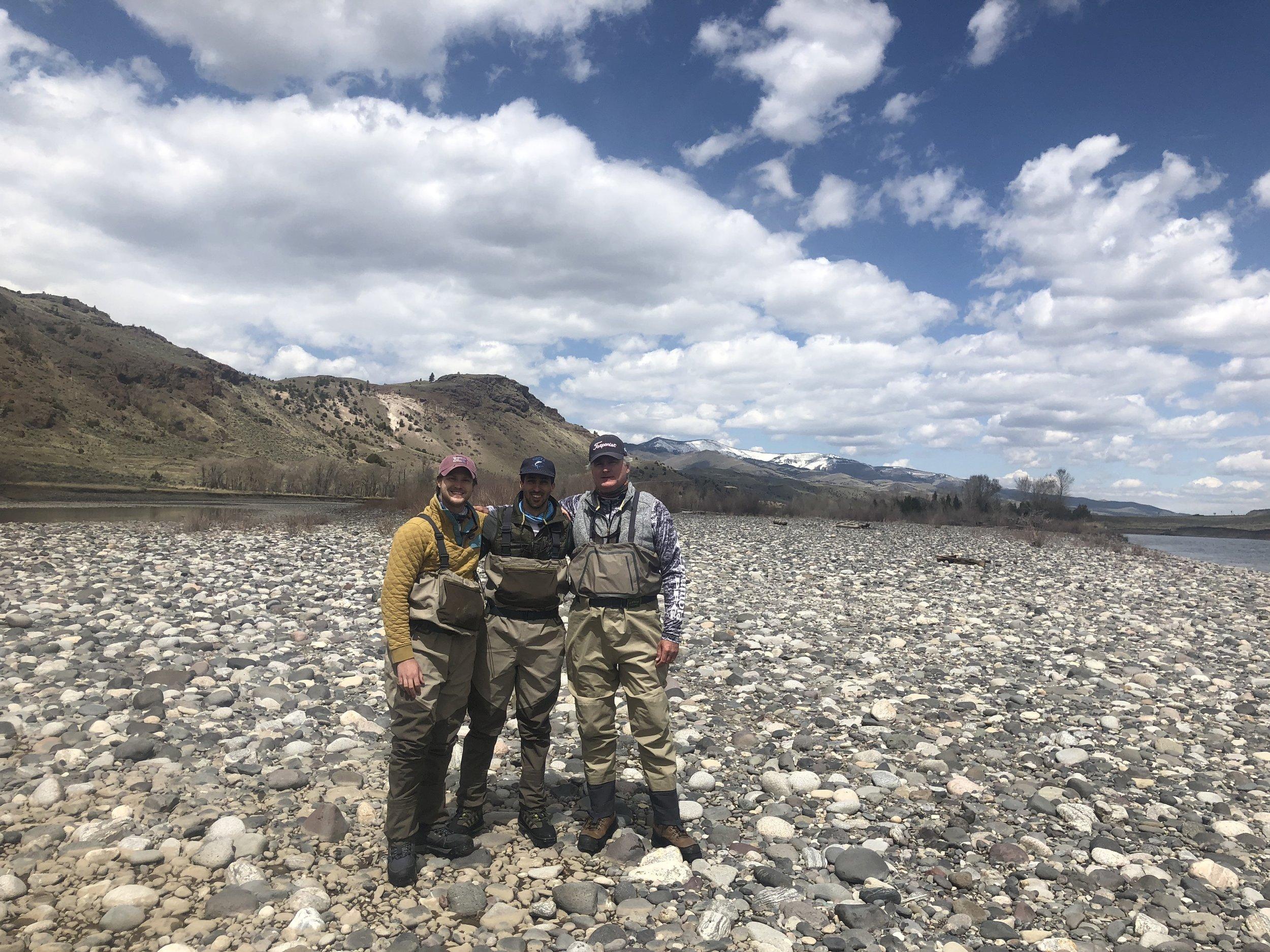Yellowstone River 5/4/2019