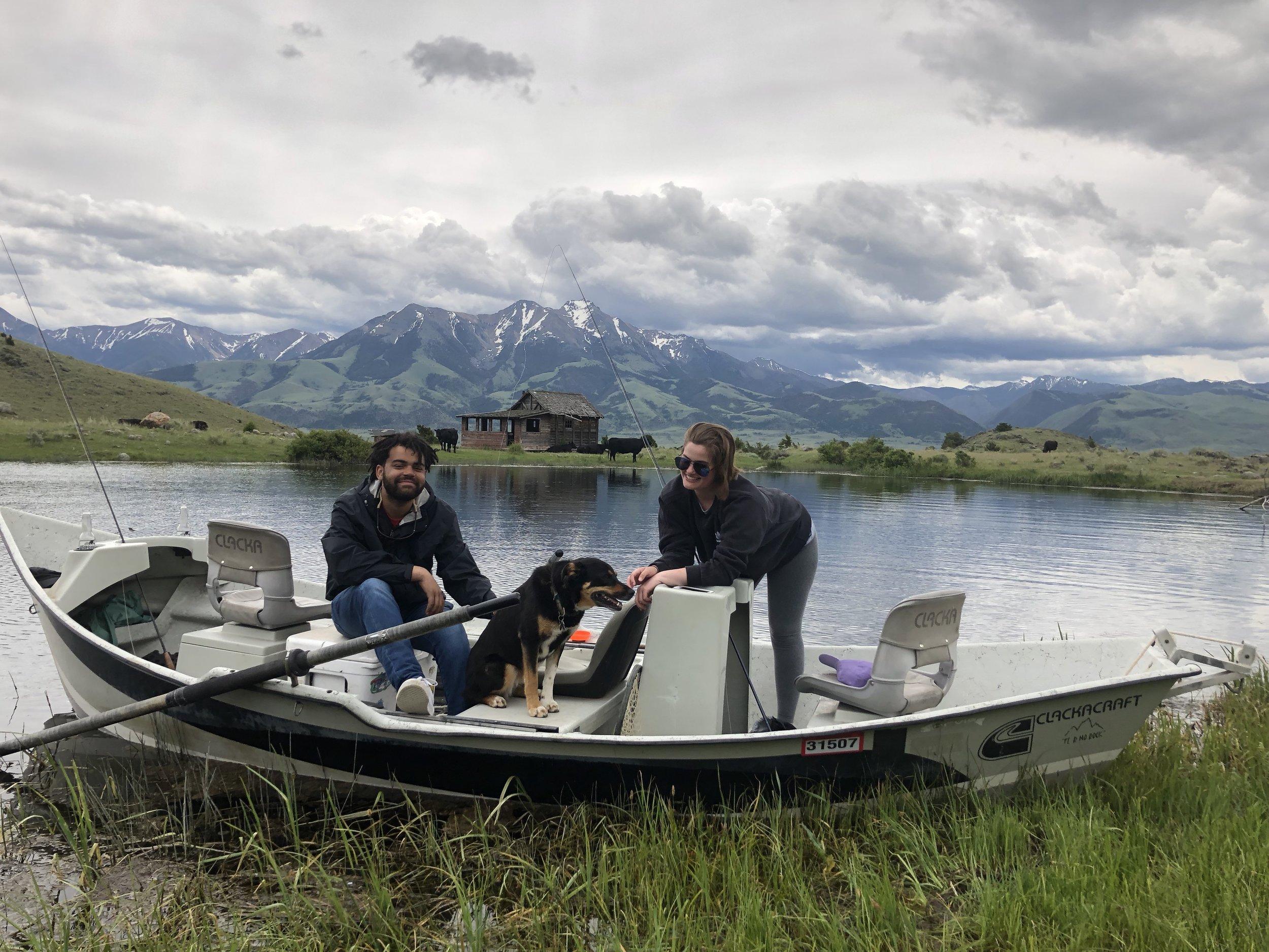 """""""Fishing Buddy"""" Trips -"""