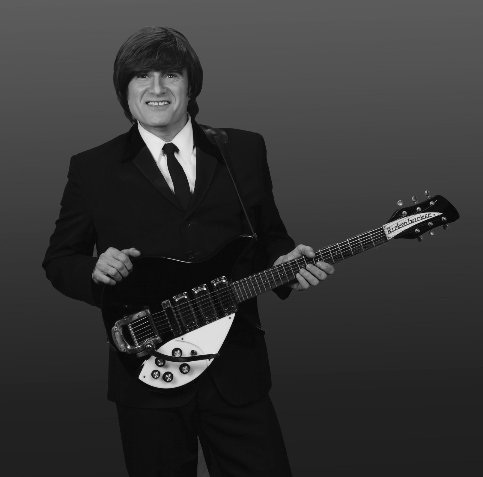 HOWARD PATTOW - John Lennon, portrayed by Howard Pattow, has toured with